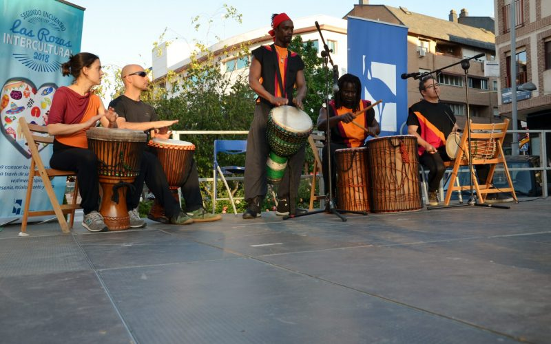 Fiesta_intercultural_Las_Rozas_Asociación_El_Pueblo_Que_Queremos