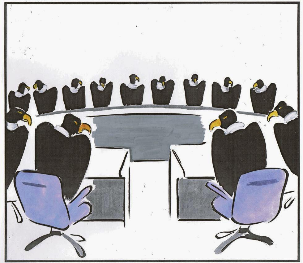 """Los Fondos Buitre Instigan a Europa Antes de Las elecciones """"Nota de Prensa"""""""