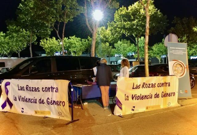 El Pueblo Que Queremos:  sobre los puntos de prevención de agresiones sexuales en las Fiestas de Las Rozas de 2019