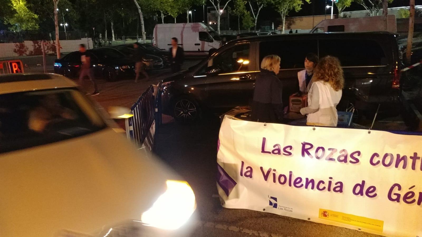 """Pregunta y respuesta del Concejal de Servicio Sociales sobre el """"Punto Roceño contra las agresiones en puntos de Ocio"""" -Fiestas San Miguel-"""