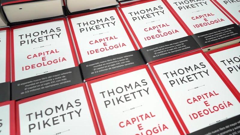 Capital e Ideología de Thomas Piketty
