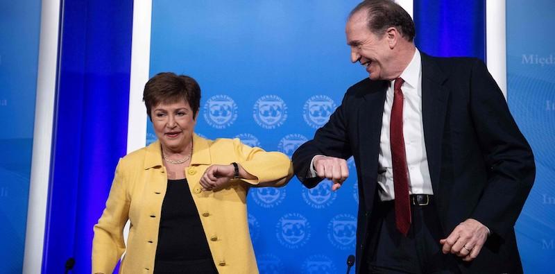 La gestión desastrosa del Coronavirus por el Banco Mundial y el FMI