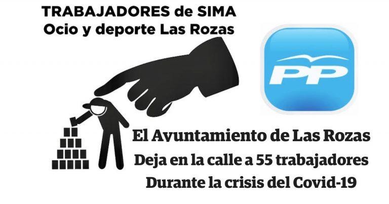 Carta de EPQQ al ayuntamiento ante la situación de los Trabajadores deportivos de SIMA